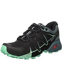 Salomon Femme Speedcross Vario 2 Chaussures de Course à Pied et Trail Running, Synthétique/Textile