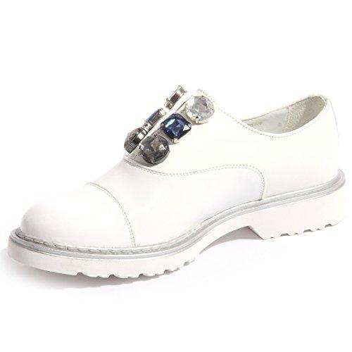 B0154 scarpa CULT ROSE LOW bianco scarpa donna shoe woman [38]