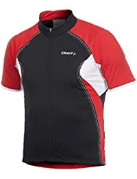 Maillot manches courtes Glow Cyclisme Craft