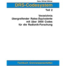 DRS-Codesystem Teil 2 by Hans Otfried Dittmer (2015-02-23)