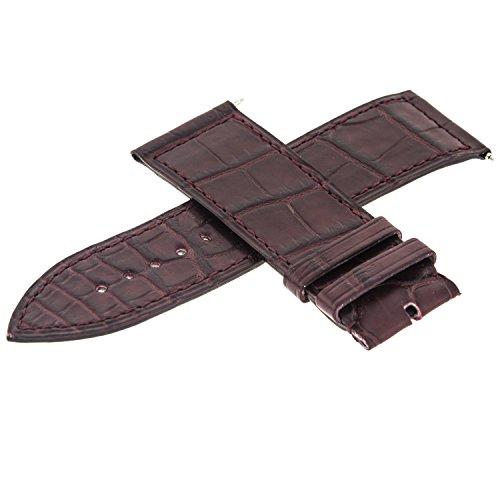 franck-muller-24-21-mm-bracelet-en-cuir-veritable-alligator