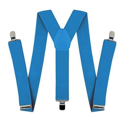 tirantes-ajustables-para-los-pantalones-unisex-para-traje-de-etiqueta-cielo-azul-talla-unica