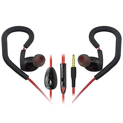 darkiron écouteurs intra-auriculaires, écouteurs intra-auriculaires, Haute Définition,