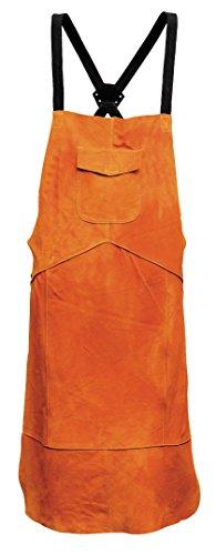 Portwest Workwear Mens Leather Welding Apron