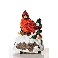 The San Francisco Music Box Company Cardinal Musical Figurine by