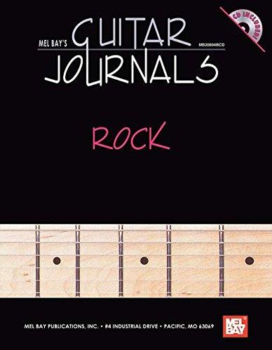 Guitar Journals - Rock (Mel Bay'S Gu...