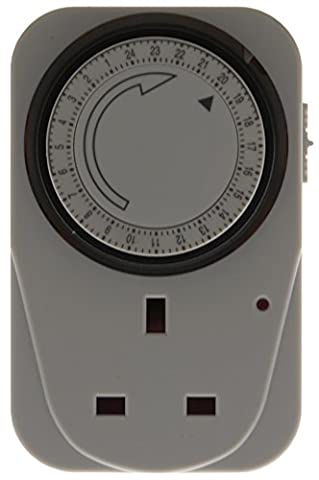 Status 24HT16 24 Hour Segment Timer Switch Standard Size