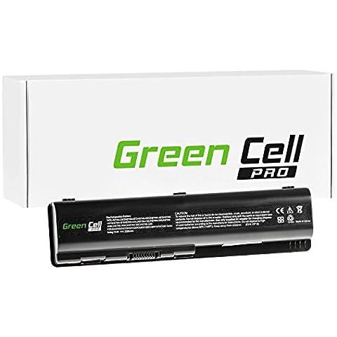 Green Cell® PRO Portátil Batería para HP Compaq Presario CQ61-230SS Ordenador (Original Samsung Células, 5200mAh)