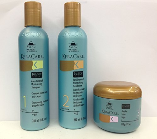 KeraCare Dry & Itchy Scalp Solutions -