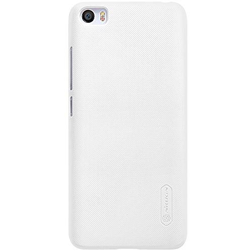 Funda Xiaomi 5 /Mi5/M5, Nillkin [Anti-Slip] [Perfect Fit] Frosted Super Slim Matte...