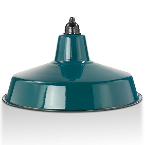 industrie-lampenschirm-aus-emaille-petrol-blau-fabriklampe-36-cm-inkl-fassung-aus-bakelit-2-wahl