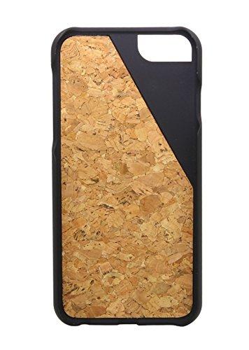 Sumgar ® Superior qualité élégance Unique en bois respectueux de l'environnement naturel et PC Hard Case Excavateurs couvrent Slim Fit durables pour Apple iPhone 6 iPhone 6 s (Art de sculpture sur boi Bois de cerisier
