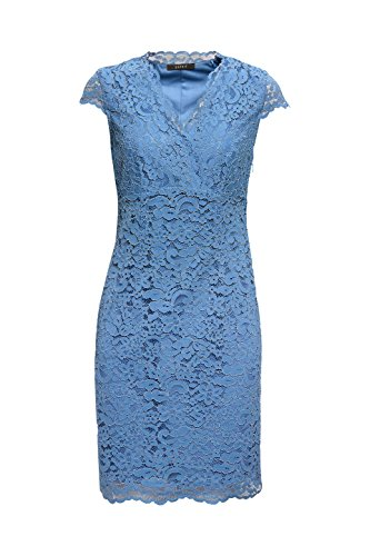 ESPRIT Collection Damen Partykleid Blau (Blue 430)