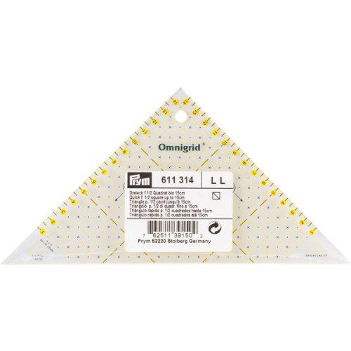 Triangolo svelto per metà quadrati, fino a 15 (Triangolo Attività)