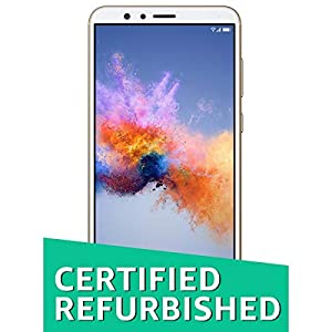 (Certified REFURBISHED) Honor 7X (Gold, 64GB)