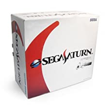 Console Sega Saturn Blanche (Version Japonaise)