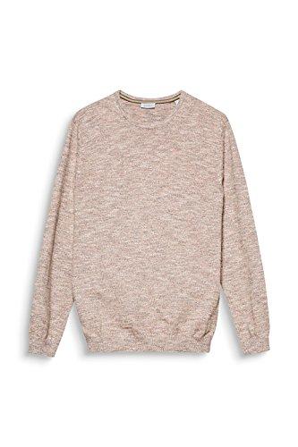 ESPRIT Herren Pullover Rosa (Light Pink 690)