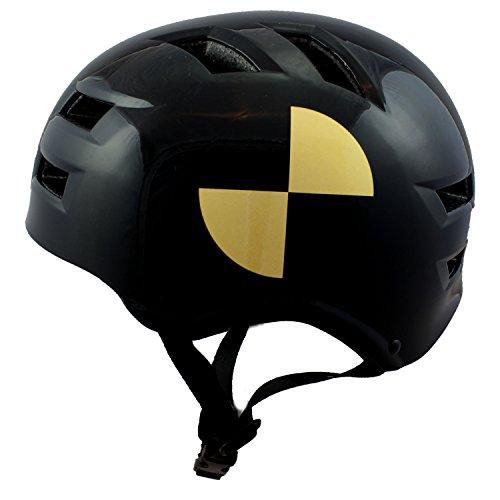 Skullcap® BMX Helm ☢ Skaterhelm ☢ Fahrradhelm ☢, Männer, Größe L, Crash-Test