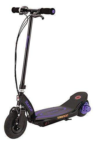 Razor Power Core E100 monopattino elettrico leggero di colore viola