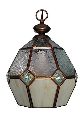 Lámpara farol granadino artesanía marroquí