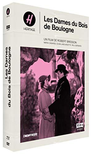Les dames du bois de Boulogne [Coffret Collector Blu-ray + DVD + Livre]