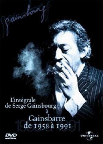 Bild von Serge Gainsbourg : Intégrale de Serge Gainsbourg à Gainsbarre de 1958 à 1991 - Édition 2 DVD [FR Import]