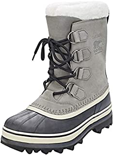 Sorel Caribou Boots Women Shale/Stone Shoe Size US 10 | EU 41 2019 (B007J59IMK) | Amazon price tracker / tracking, Amazon price history charts, Amazon price watches, Amazon price drop alerts
