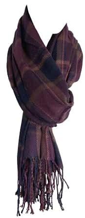 Femme - Hommes - Echarpe/foulard plaid