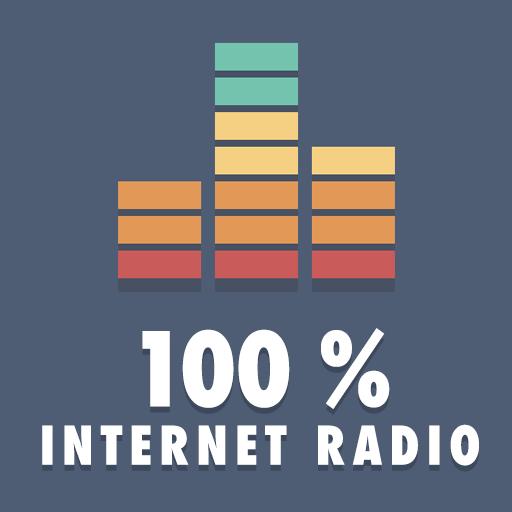 100% INTERNETRADIO
