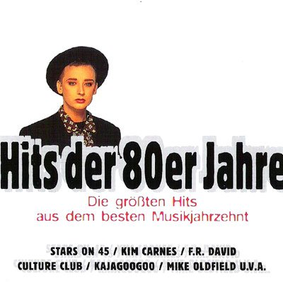 80s Pop Wave Disco Hits (Compilation CD, 17 Tracks, Various) Hot Chocolate - No Doubt About It / Dave Stewart & Barbara Gaskin - It's My Party / Culture Club - Do You Really Want To Hurt Me? / Renee & Renato - Save Your Love / Earth & Fire - Weekend / Ultravox - Hymn u.a.