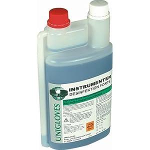 Instrumentendesinfektion 1 Liter Desinfektionsmittel zur med. Instrumentenaufbereitung