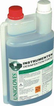 Instrumentendesinfektion 1 Liter Desinfektionsmittel zur med. Instrumentenaufbereitung preisvergleich
