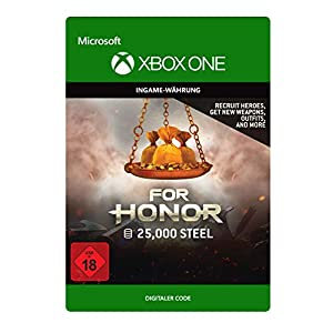 For Honor Currency pack 25000 Steel credits | Xbox One – Download Code