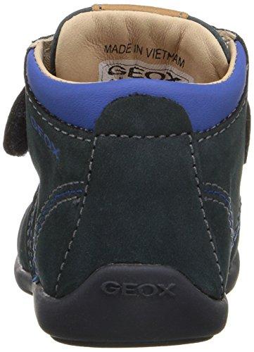 Bottine, couleur Blue , marque GEOX, modèle Bottine GEOX B KAYTAN B. B Blue Azur