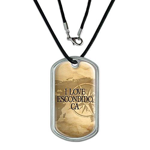 dog-tag-pendant-necklace-cord-city-state-ca-ev-escondido-ca