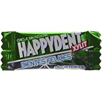 Happydent Chicles Masticables Hierbabuena - 200 chicles