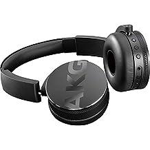 AKG C50BT portatile pieghevole On-Ear cuffie Bluetooth nero 60b11a1b65f3