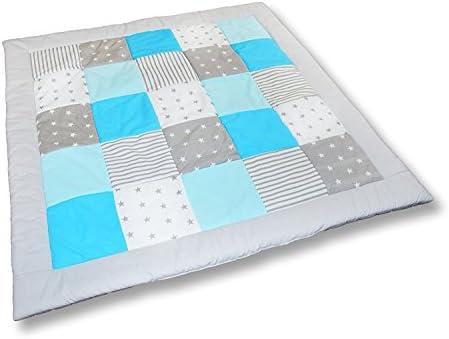 AMI Lian® Couverture Couverture Couverture de jeu Tapis d'éveil patchwork Couverture (M010) | Sale Online  5ce4cd