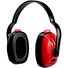 3M 1426 Multi Position Earmuff (Noise Reduction Rating: 21 decibel, Does not block sound completely)