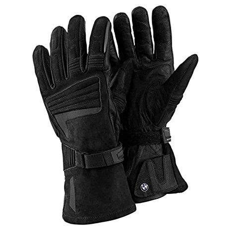 Preisvergleich Produktbild Handschuhe Atlantis Leder Touring Wasserdicht BMW Motorrad anthrazit 12-12, 5