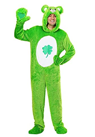 Care Bears Adult Classic Good Luck Bear Fancy dress costume X-Large