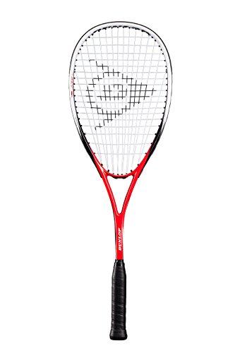 Preisvergleich Produktbild Dunlop Squashschläger Blaze 50,  besaitet,  rot / weiss