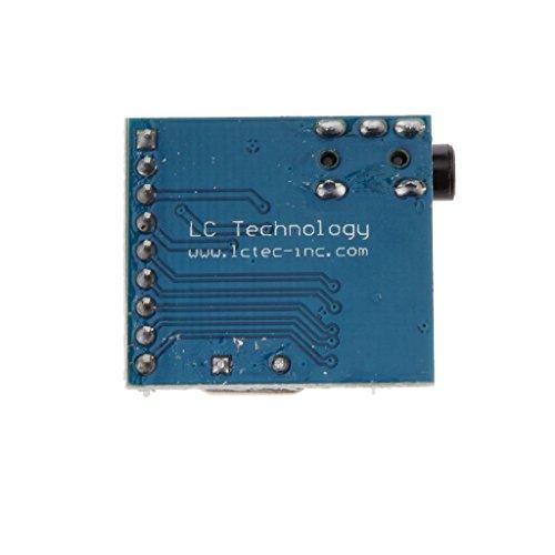 Gazechimp MT8870 DTMF Voice Decoder Module Telephone Module Dtmf Tone Decoder