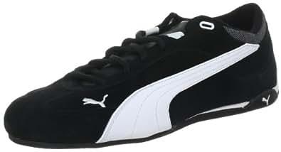 Puma Fast Cat 304219, Herren Sneaker, Schwarz (black-white 06), EU 46 (UK 11) (US 12)