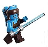Aayla Secura mit 2 Lichtschwertern LEGO Minifigur Star Wars