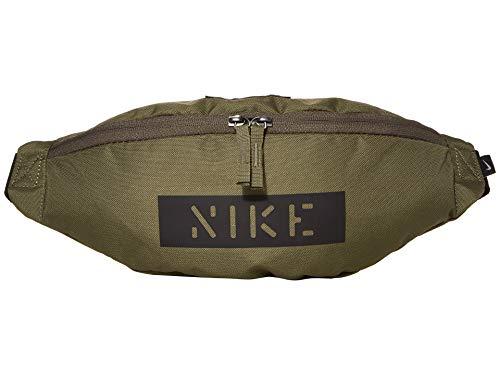 Nike Nk Heritage Hip Pack - Nk Inc - medium olive/medium olive/white, Größe:-