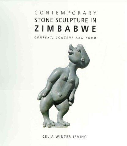 Contemporary Stone Sculpture in Zimbabwe por Celia Winter-Irving