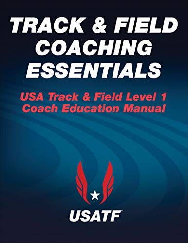 Track & Field Coaching Essentials (English Edition)