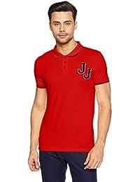 Jack & Jones Men's Slim Fit Cotton Polo