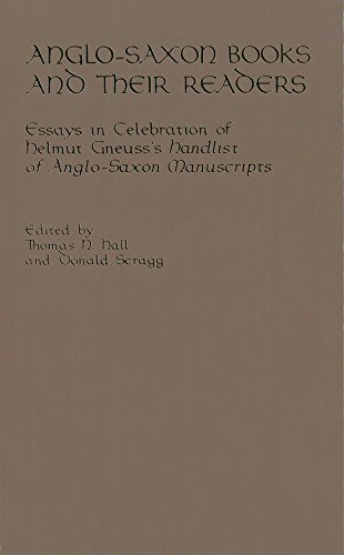 ANGLO-SAXON BOOKS AND THEIR READERS HB (Richard Rawlinson Center) -